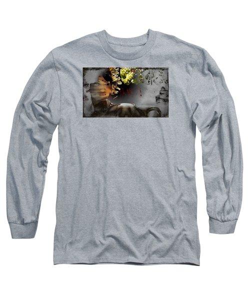 Hurtful Memories Long Sleeve T-Shirt
