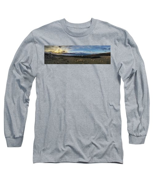 Hvalfjorour Panorama Long Sleeve T-Shirt