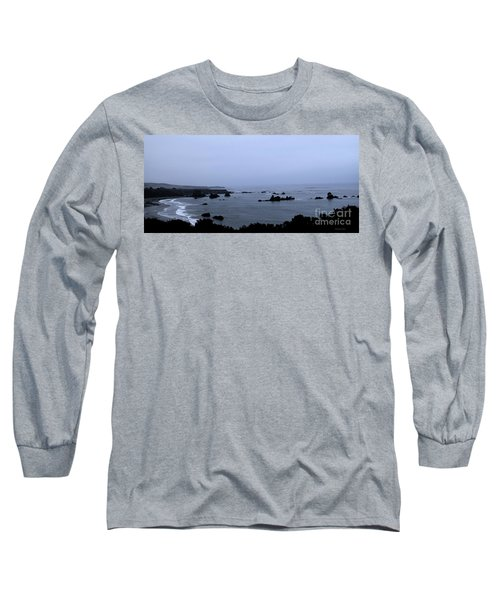 Hwy 1 San Simeon Long Sleeve T-Shirt