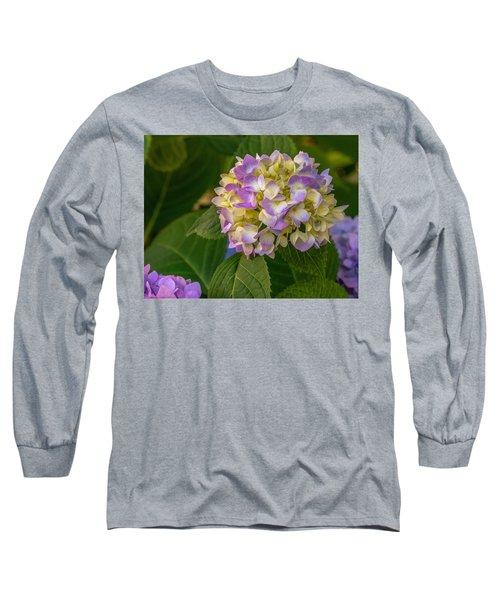 Hydrangea 2 Long Sleeve T-Shirt