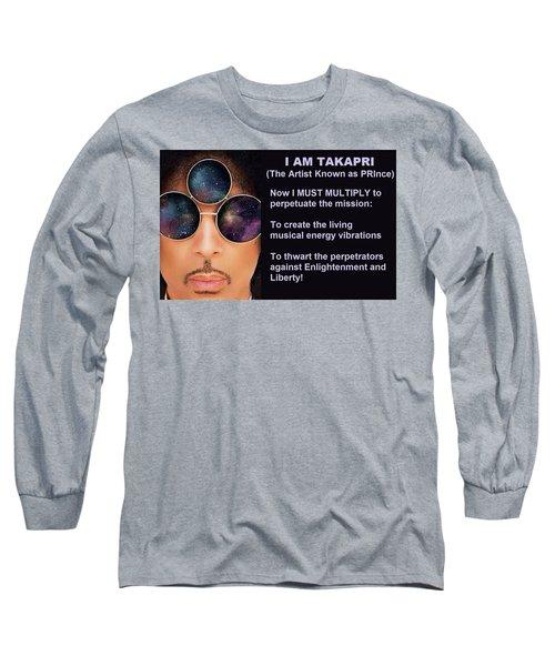 I Am Takapri Long Sleeve T-Shirt