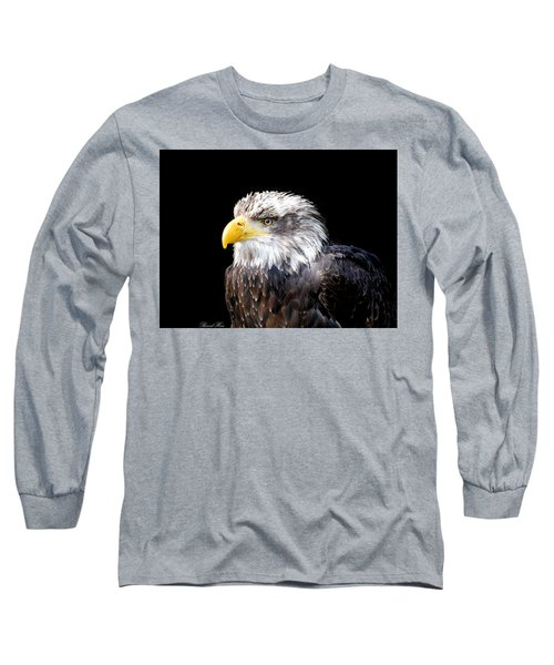 I Am The Law Long Sleeve T-Shirt by Bernd Hau