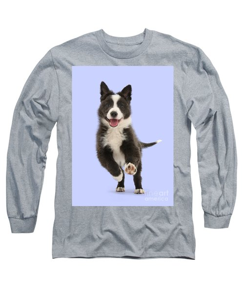 I Can Run All Day Long Sleeve T-Shirt