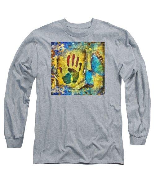 I Exist Long Sleeve T-Shirt