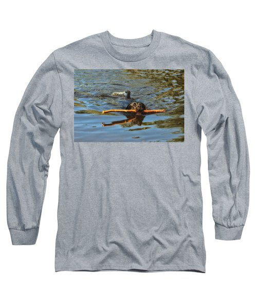 I Got This Long Sleeve T-Shirt by Susan Capuano
