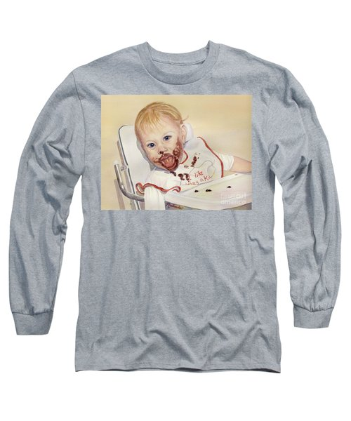 I Like Being A Kid Long Sleeve T-Shirt
