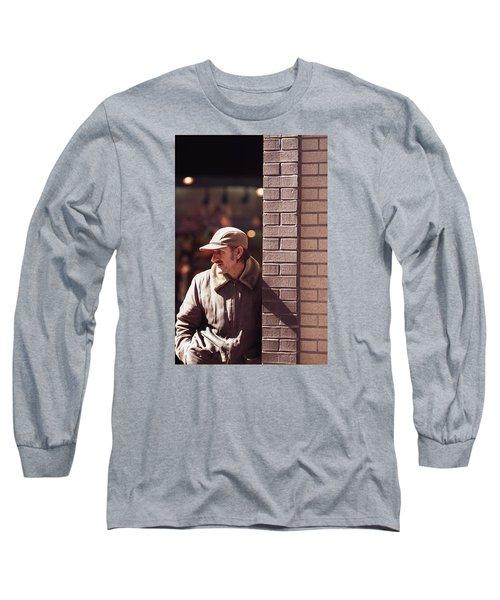 I Like My Cap Long Sleeve T-Shirt