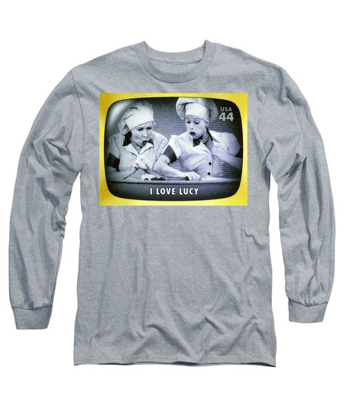 I Love Lucy Long Sleeve T-Shirt