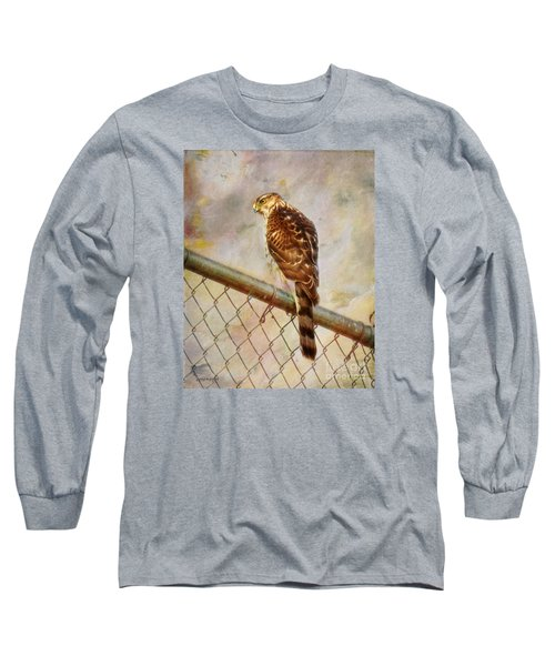 I See You Long Sleeve T-Shirt by Rhonda Strickland
