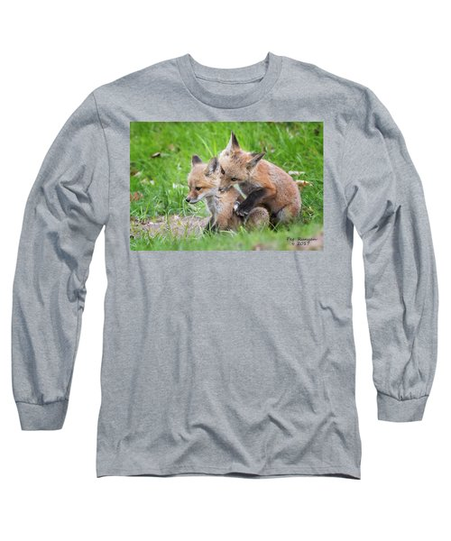 I Wuv You  Long Sleeve T-Shirt