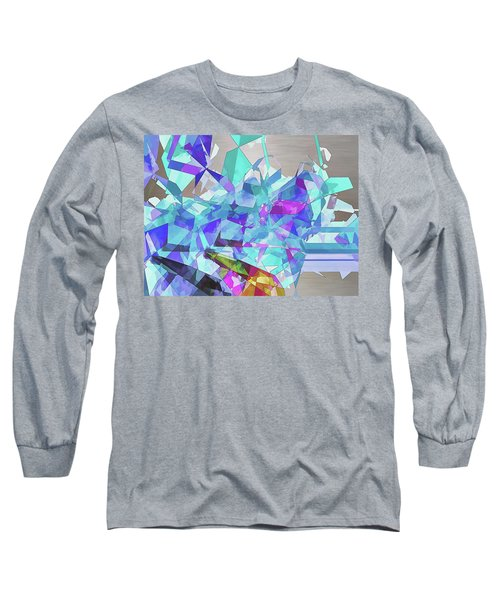 Ice Age Long Sleeve T-Shirt by Wendy J St Christopher