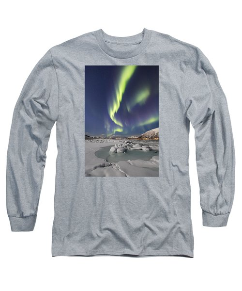 Ice And Snow Long Sleeve T-Shirt