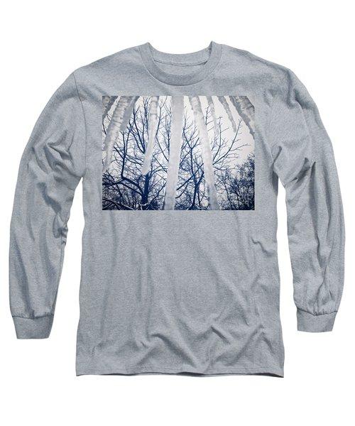 Ice Bars Long Sleeve T-Shirt