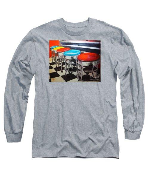 Ice Cream Anyone? Long Sleeve T-Shirt