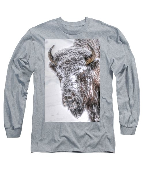 Ice Faced Long Sleeve T-Shirt