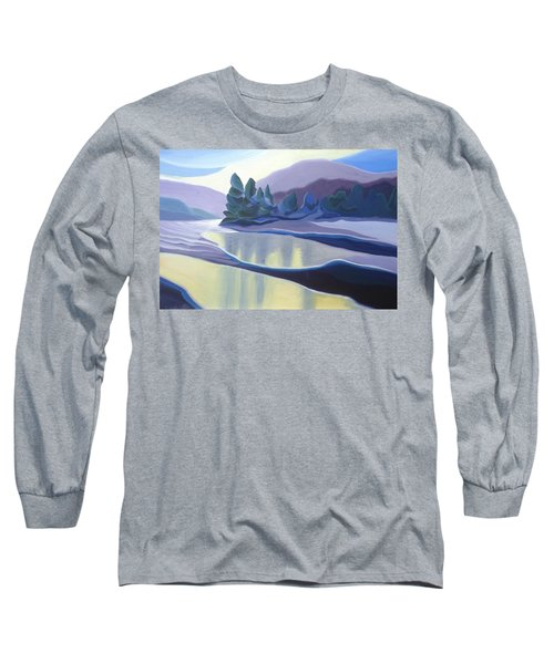 Ice Floes Long Sleeve T-Shirt