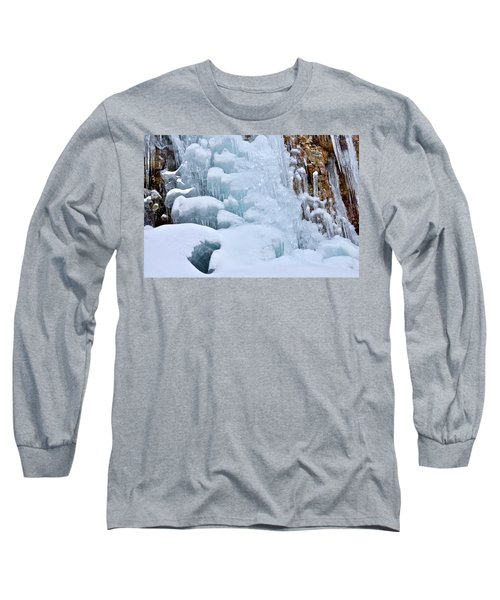 Ice Mosaic Long Sleeve T-Shirt