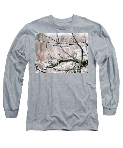 Ice Storm Ice Long Sleeve T-Shirt