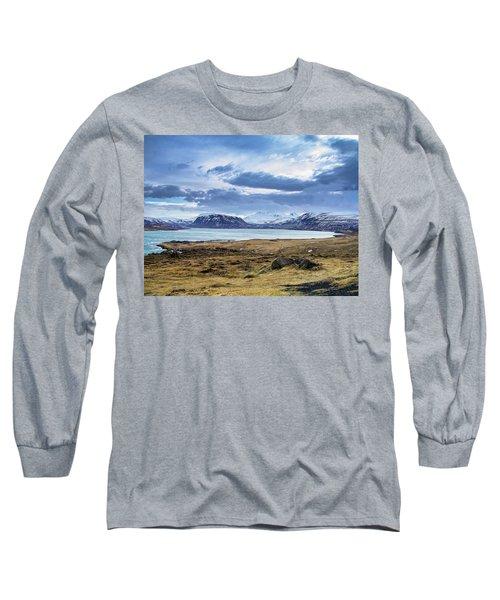 Icelandic Blues Long Sleeve T-Shirt
