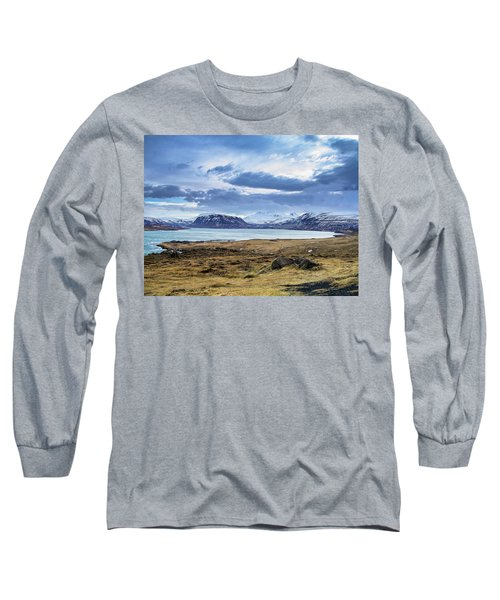 Icelandic Blues Long Sleeve T-Shirt