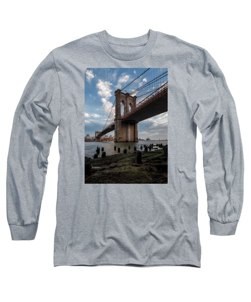 Long Sleeve T-Shirt featuring the photograph Iconic by Anthony Fields