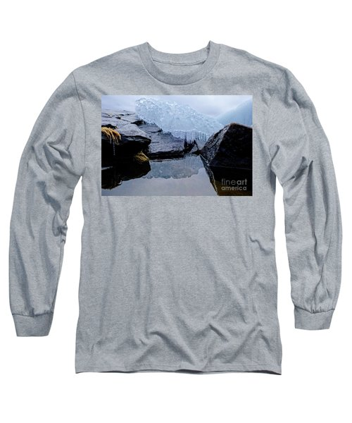 Icy Reflections Long Sleeve T-Shirt