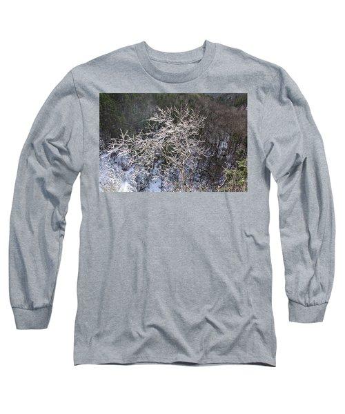 Ice Tree Sentinel Long Sleeve T-Shirt