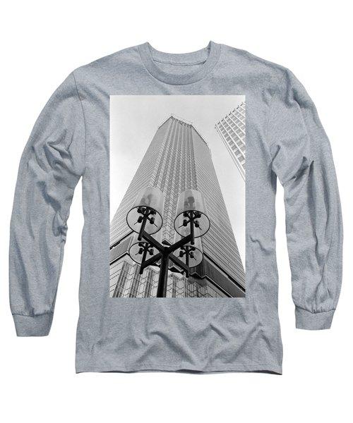 Ids  And Street Lights Long Sleeve T-Shirt
