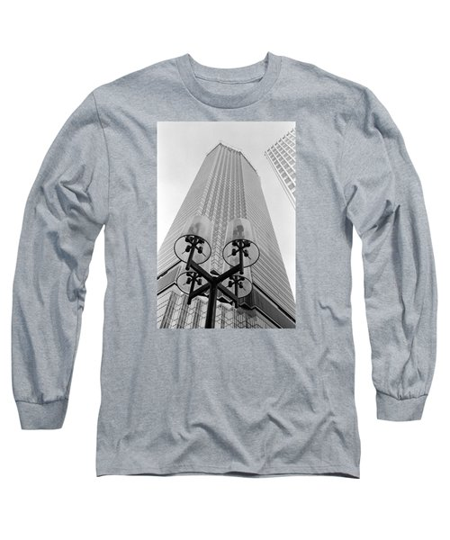 Ids  And Street Lights Long Sleeve T-Shirt