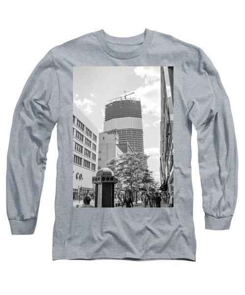 Ids Building Construction Long Sleeve T-Shirt