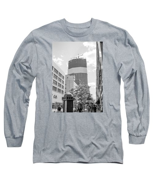 Ids Building Construction Long Sleeve T-Shirt