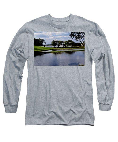Charleston South Carolina Long Sleeve T-Shirt