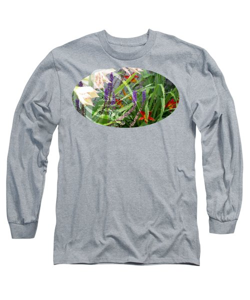 If Flowers Could Talk - Verse Long Sleeve T-Shirt