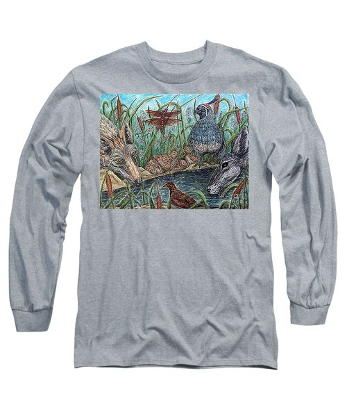 If They Can Share..? Long Sleeve T-Shirt