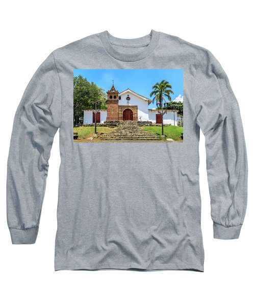 Iglesia De San Antonio Long Sleeve T-Shirt