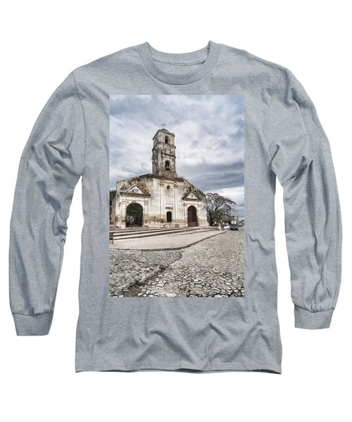 Iglesia De Santa Ana Long Sleeve T-Shirt