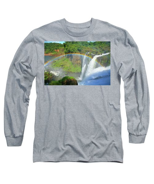 Iguazu Rainbow Long Sleeve T-Shirt