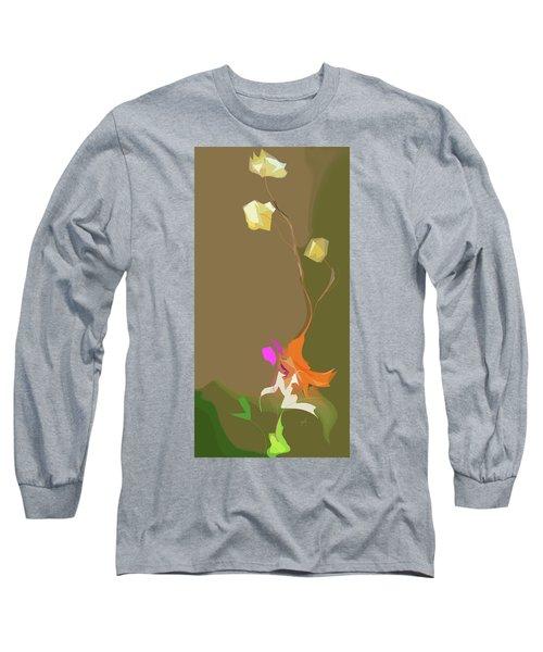 Ikebana Humoresque Long Sleeve T-Shirt