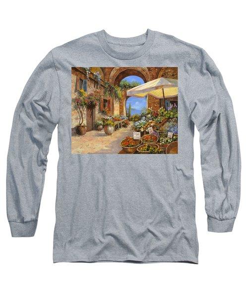 Il Mercato Del Lago Long Sleeve T-Shirt
