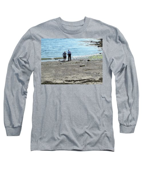 I'll Hold Your Hand  Long Sleeve T-Shirt