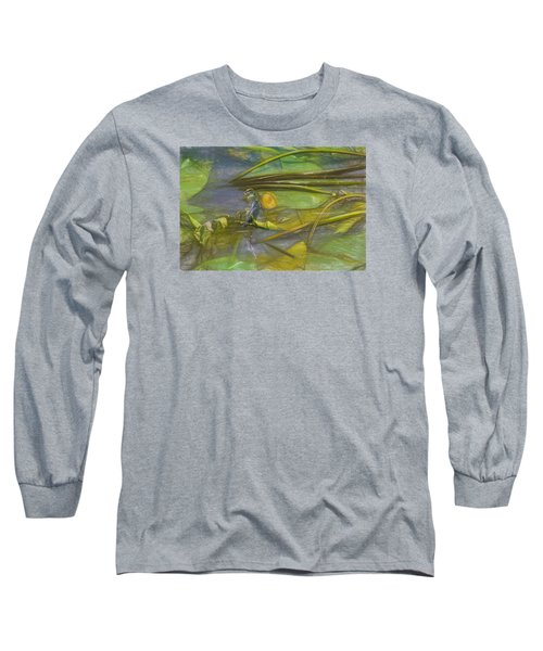 Long Sleeve T-Shirt featuring the photograph Imaginary by Leif Sohlman