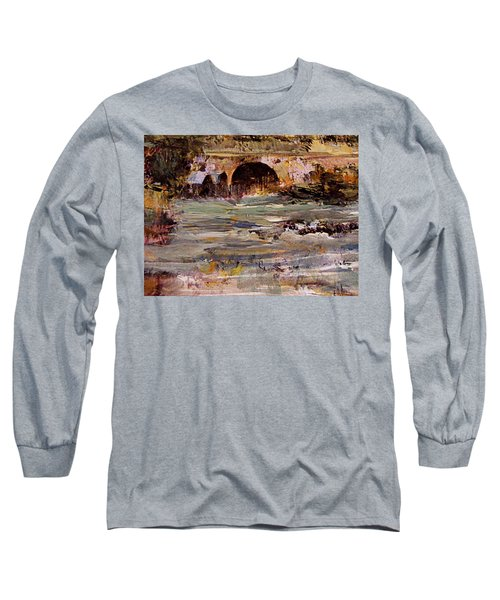 Imaginary Travel Long Sleeve T-Shirt by Nancy Kane Chapman