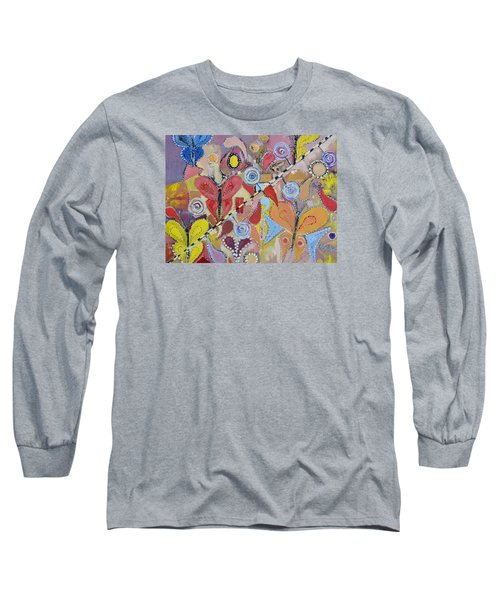 Imagination Land Long Sleeve T-Shirt