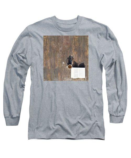 Imagination Long Sleeve T-Shirt by Vincent Lee