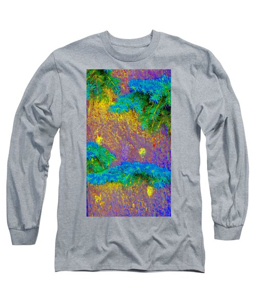 Long Sleeve T-Shirt featuring the photograph Imagining Hawaii by Lenore Senior