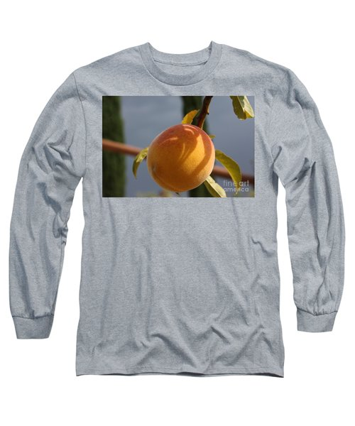 Long Sleeve T-Shirt featuring the photograph Impeach The Shadow For It Knows Not by Brian Boyle