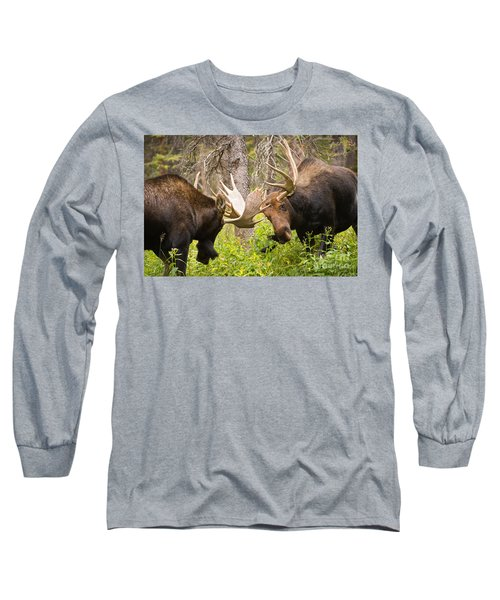 The Approach  Long Sleeve T-Shirt by Aaron Whittemore