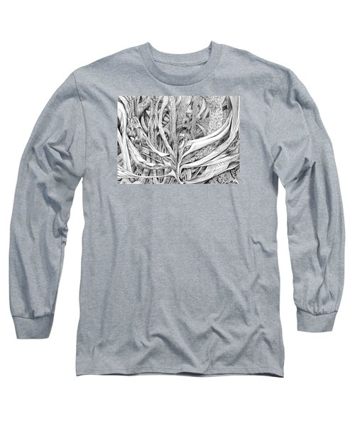 Impenetrable Long Sleeve T-Shirt by Charles Cater