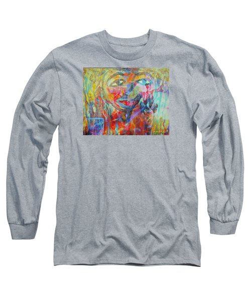 Long Sleeve T-Shirt featuring the photograph Imperfect Me Too by Fania Simon