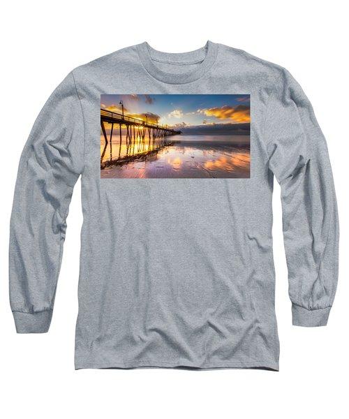 Imperial Burst Long Sleeve T-Shirt